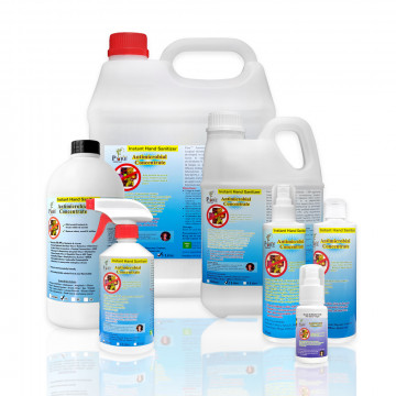 Pure™ Antimicrobial Concentrate Alcohol-free Hospital-grade Disinfectant