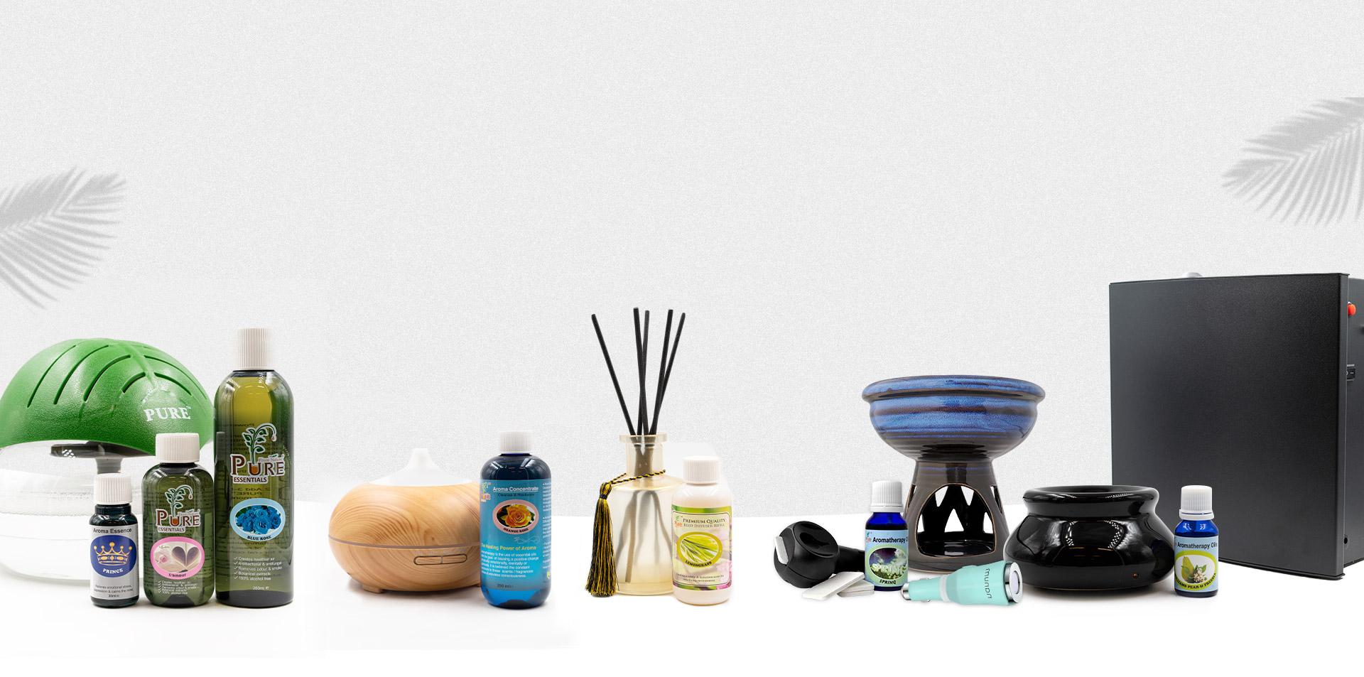 Aromatherapeutic Hardware